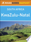 Kwazulu Natal Rough Guides Snapshot South Africa