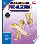Pre Algebra  Grades 6   8