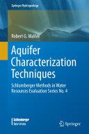 Aquifer Characterization Techniques
