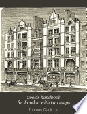 Cook's Handbook for London with Two Maps