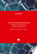 Two dimensional Materials Book