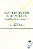Plant-pathogen Interactions