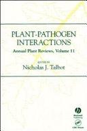 Plant pathogen Interactions