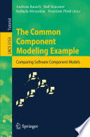 Read Online The Common Component Modeling Example For Free