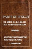 PARTS OF SPEECH  PRONOUN