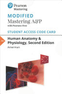 Human Anatomy & Physiology Modified Mastering A&P With Pearson EText Access Card