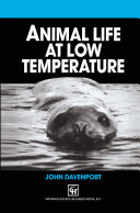 Animal Life at Low Temperature
