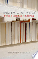 Cover of Epistemic Injustice