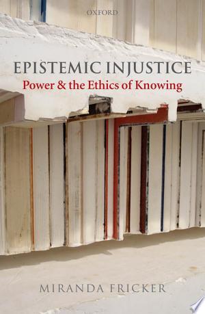 Download Epistemic Injustice Free Books - Dlebooks.net