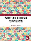 Wrestling in Britain Pdf/ePub eBook