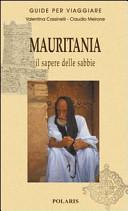 Copertina Libro Mauritania. Il sapere delle sabbie