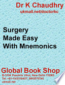 Surgery Made Easy With Mnemonics