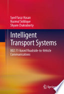 Intelligent Transport Systems Book PDF
