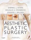 Aesthetic Plastic Surgery E Book