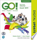 GO! with Microsoft Excel 2019 Comprehensive