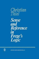 Sense and Reference in Frege   s Logic