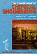 Chemical Engineering Volume 1
