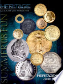 Heritage F U N  US Coin Auction  1110 Book