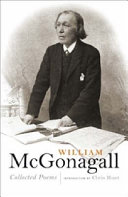 William Topaz Mcgonagall Books, William Topaz Mcgonagall poetry book