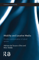 Pdf Mobility and Locative Media Telecharger