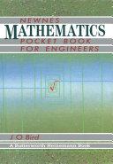 Newnes Mathematics Pocket Book for Engineers