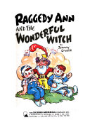 Raggedy Ann and the Wonderful Witch Book PDF