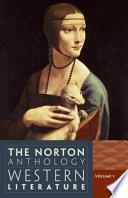 The Norton Anthology of Western Literature  , Band 1