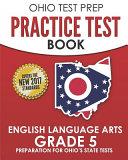 Ohio Test Prep Practice Test Book English Language Arts Grade 5