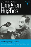 Pdf The Collected Works of Langston Hughes: The early simple stories