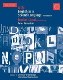 Igcse English As A Second Language Teacher S Book Levels 1 And 2