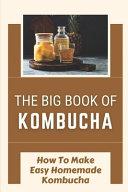 The Big Book Of Kombucha Book
