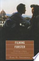 Filming Forster