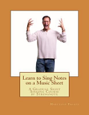 Learn to Sing Notes on a Music Sheet Book PDF