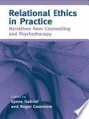 Relational Ethics in Practice Book