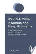 Overcoming Insomnia and Sleep Problems