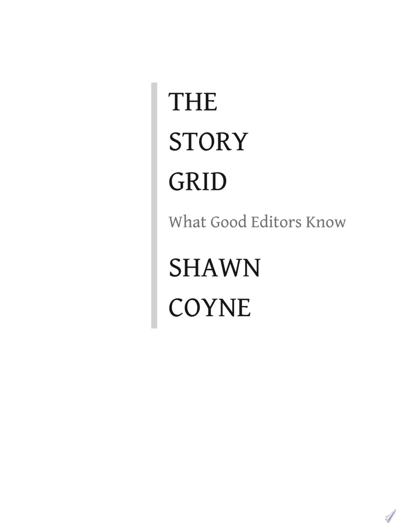 The Story Grid