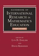 Handbook of International Research in Mathematics Education Pdf/ePub eBook