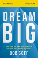 Dream Big Study Guide Book PDF