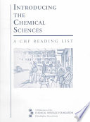 Introducing the Chemical Sciences  : A CHF Reading List