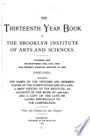 Yearbook of the Brooklyn Institute