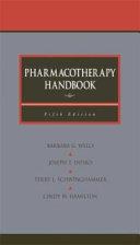 Pharmacotherapy Handbook Book