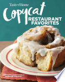 Taste of Home Copycat Restaurant Favorites