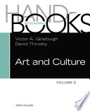"""Handbook of the Economics of Art and Culture"" by Victor A. Ginsburgh, David Throsby"