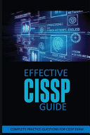 Effective CISSP Guide