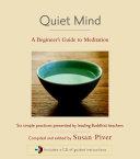 Quiet Mind: A Beginner's Guide to Meditation - Seite 114