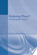 Undoing Place