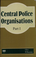 Central Police Organisations
