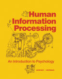 Pdf Human Information Processing Telecharger