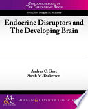 Endocrine Disruptors and The Developing Brain Book