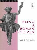 Being a Roman Citizen - Seite 235